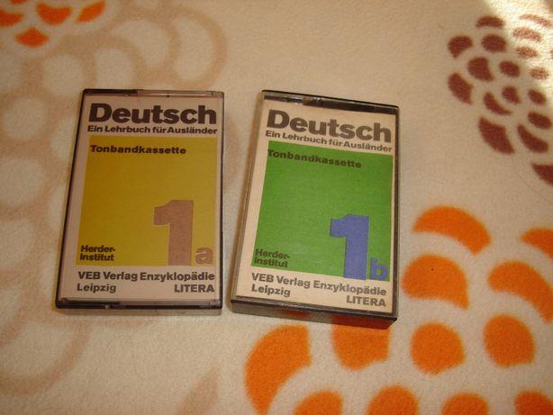 Nauka języka niemieckiego na kasetach