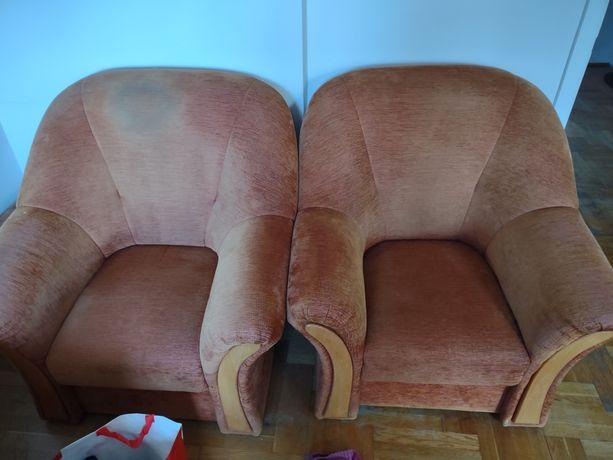 Dwa fotele (Biskupin)
