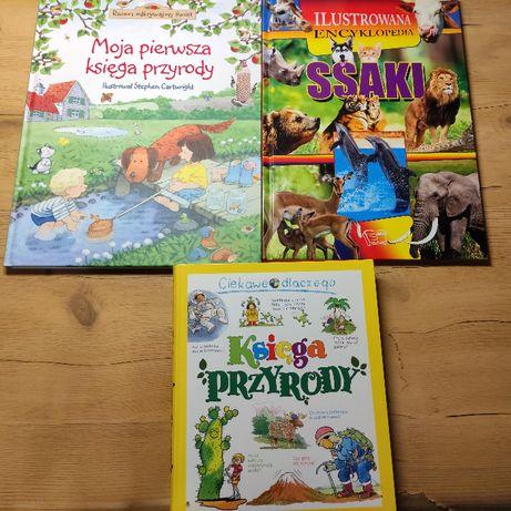 Książeczki przyrodnicze dla dzieci