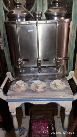 Máquina de café antiga