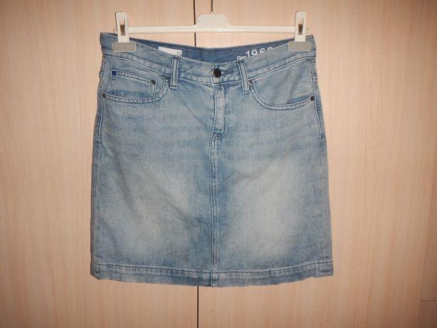 Джинсовая юбка gap р.46(10)