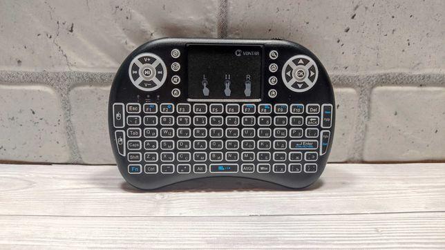 Беспроводная клавиатура VONTAR i8 для PC/Smart TV/Phone/PC
