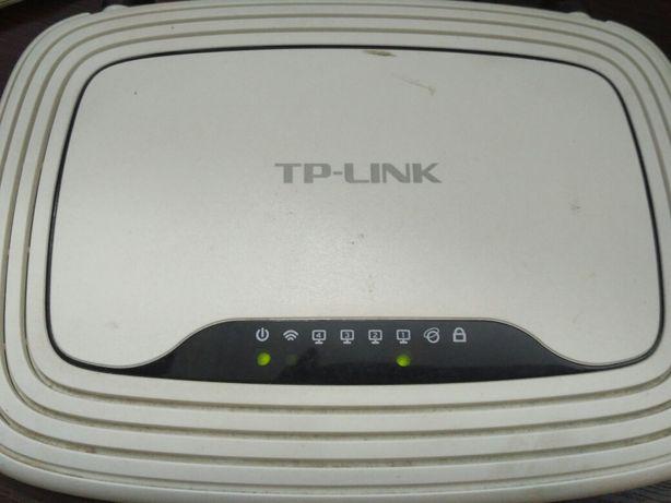 Продам нерабочий роутер tp link 841 v11