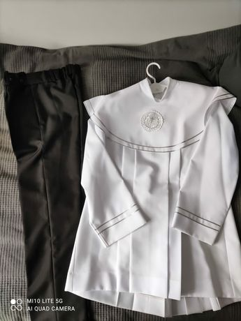 Alba i spodnie czarne rozm. 152