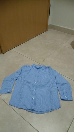 Camisa Zippy 3-4 anos com portes incluidos