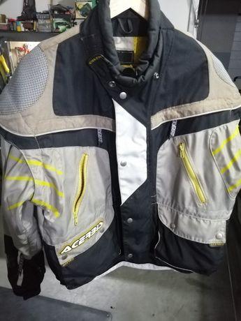 Casaco/colete acerbis mota