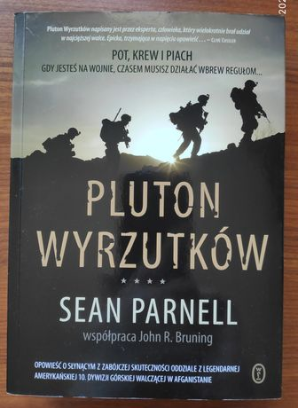 Książka Pluton Wyrzutków - Sean Parnell Tanio!