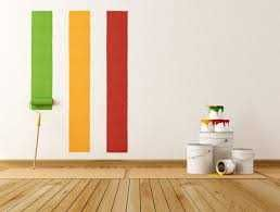 Pintura, pladur, revestimentos (pvc, madeira)
