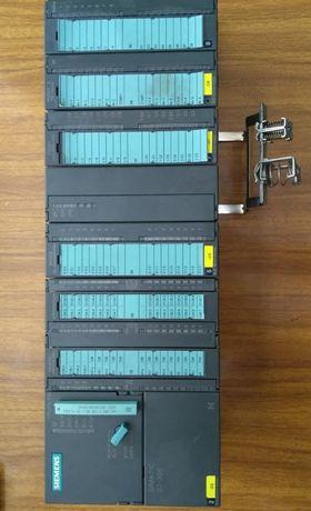 Контроллер (ПЛК) SIEMENS S7-300