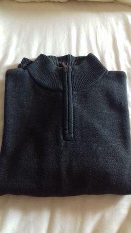 Camisola cinza escuro Mirabbo L