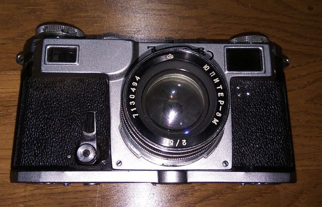 Продам фотоаппарат Киев-4