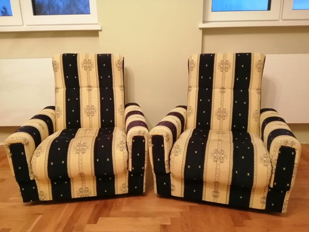 Fotele wypoczynkowe sprzedam