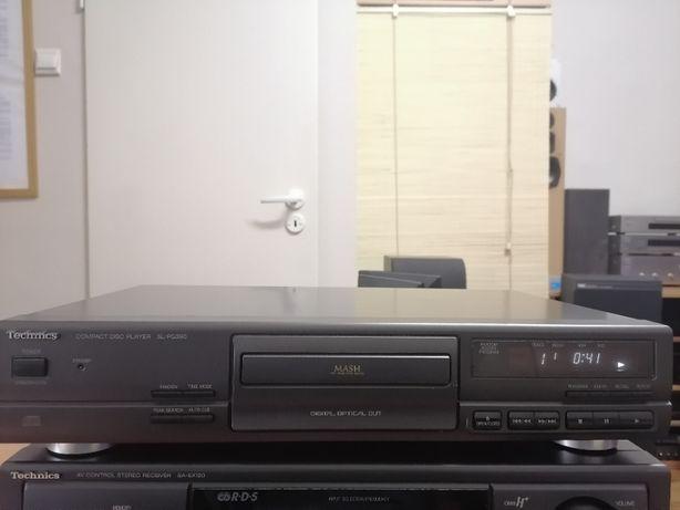 Technics odtwarzacz CD SL-PG390 ładny