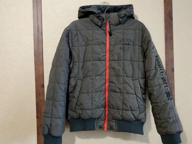 """Брендовая куртка """"Tom Tailor""""."""