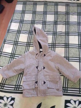 Детское пальто,весна-осень
