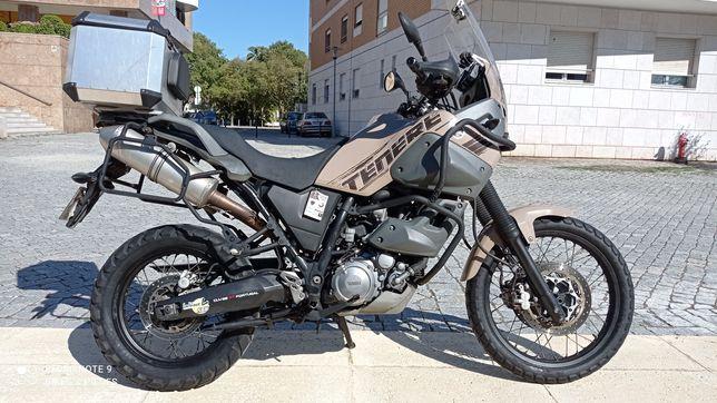 Yamaha XTZ 660 Tenere full extras