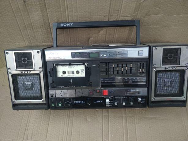 Продам колонки  Sony CFD-5