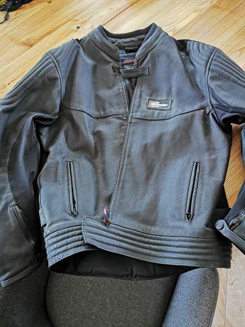 Skórzana kurtka na motor rozmiar XL