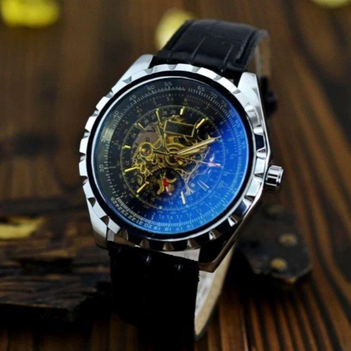 Мужские механические наручные часы Jaragar Днепр - изображение 1
