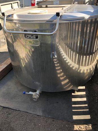 Zbiornik na mleko Japy 1250 litrów