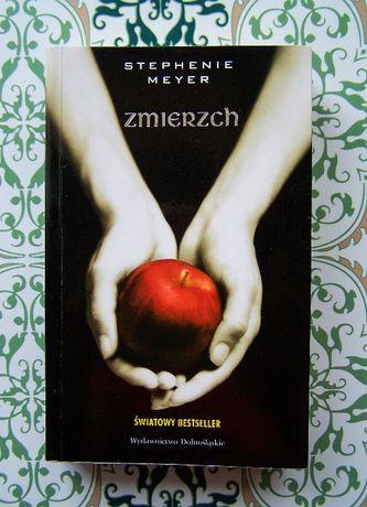 """Książka """"Zmierzch"""" Stephenie Meyer"""