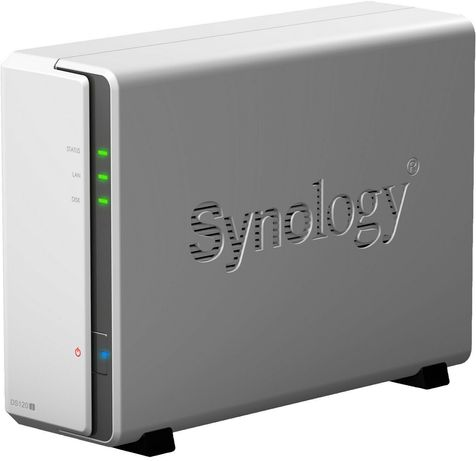 Synology DS 115J + WD Red 1,5 GB