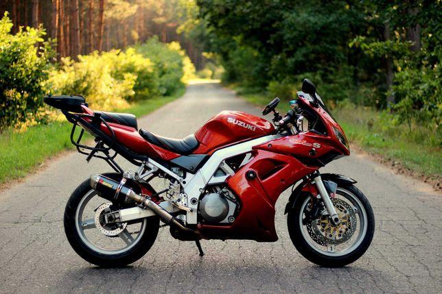 Suzuki Sv 1000s  Acrapovic