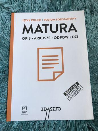 Matura polski, arkusze,opis, odpowiedzi