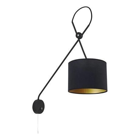 Kinkiet VIPER black 6513 Nowodvorski Lighting
