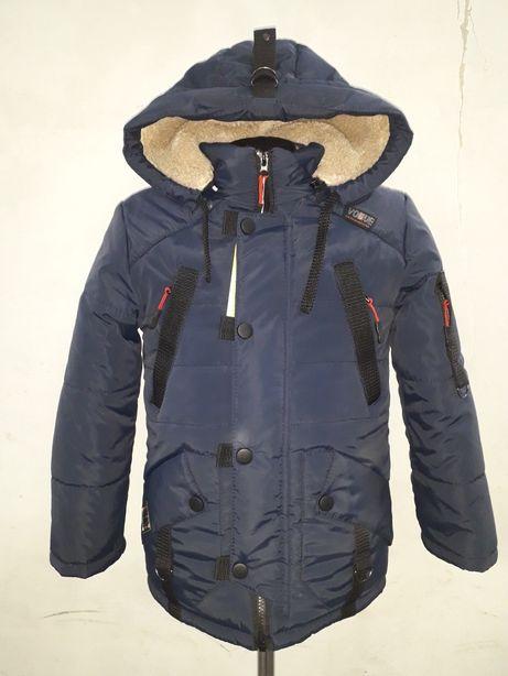 Зимняя куртка для мальчиков М15