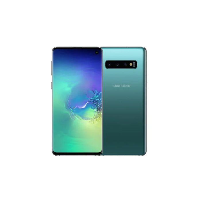 Samsung Galaxy S10 128GB Dual Sim Green / Zielony - Gsmbaranowo.pl Poznań - image 1