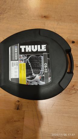 Łańcuchy śniegowe THULE CS-10 Rozmiar 80