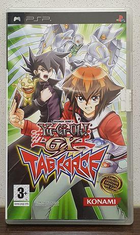 Jogo PSP Yu-Gi-Ohi Gx Tagforce