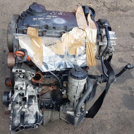 Silnik 2.0 TDi 170KM z grupy VAG (Audi, Skoda, Volkswagen, Seat), BRD