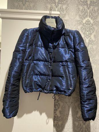 Куртка пуховик prada оригинал