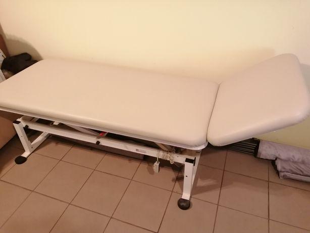 Kozetka elektryczna, łóżko zabiegowe, leżanka do masaży