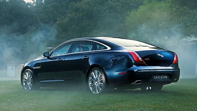 Jaguar XJ Full Extras