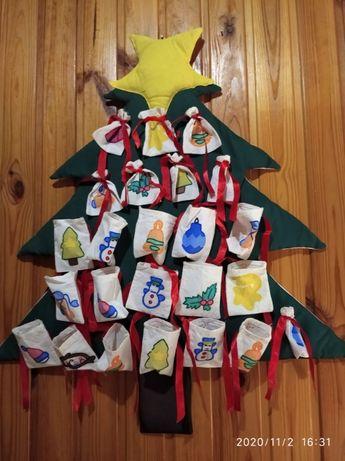Рождественский адвент-календарь