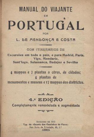 Manual do Viajante em Portugal