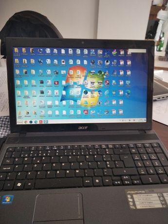 Portátil Acer aspire 5333