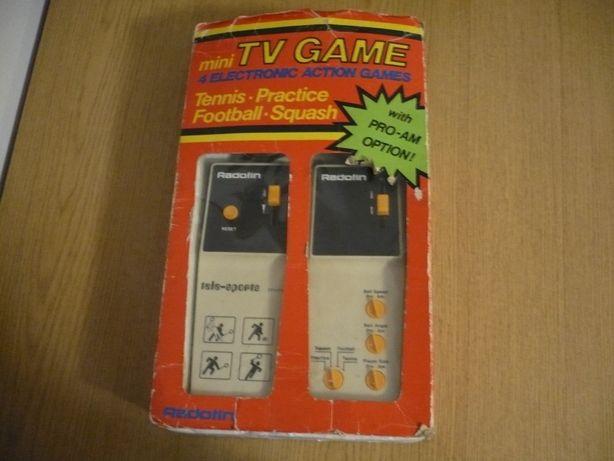 Radofin Tele-sports mini 4 TV Action Games