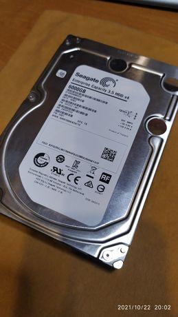 Жесткий диск Seagate HDD SAS Seagate 6000Gb (6Tb)