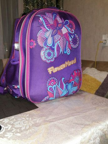 Школьный рюкзак с ортопедической спинкой на рост 146