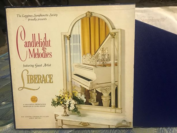 Liberace Candlelight Melodies