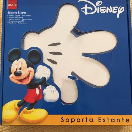 Suporte prateleira Mickey + Prateleira