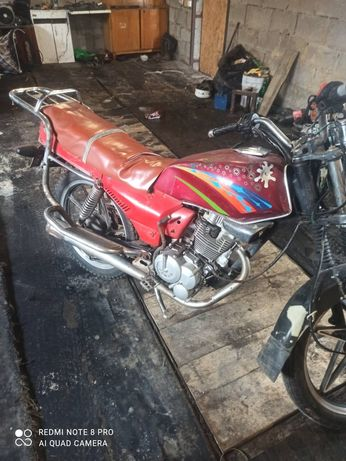 Продам мотоцикл JBWCO