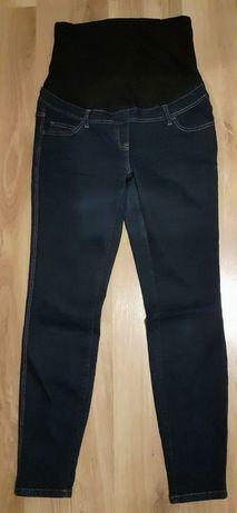Spodnie ciążowe jeansy next maternity 42 stan idealny