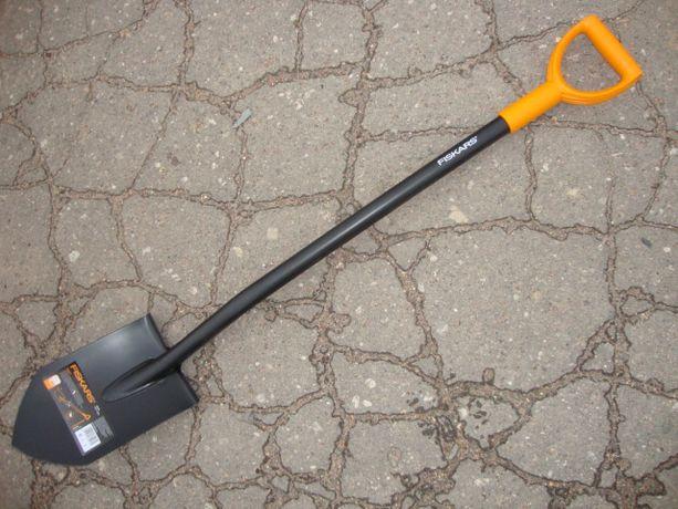 лопата городник лопаты длинная лопата фискарс лопата штыковая лопата