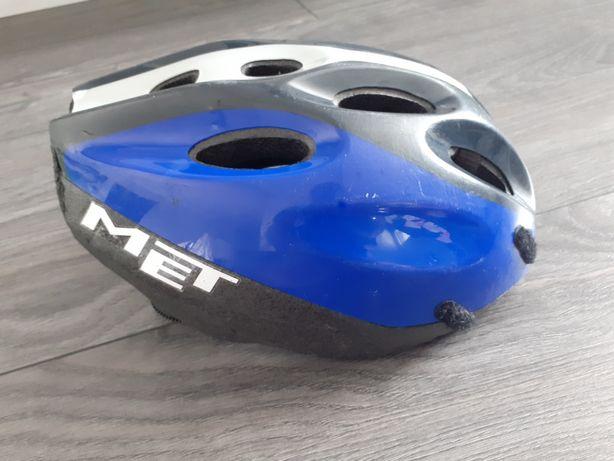 MET kask rowerowy rozm 52-57cm