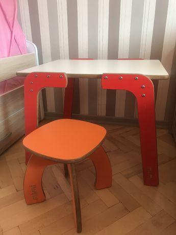 Столик и стульчик Mimi